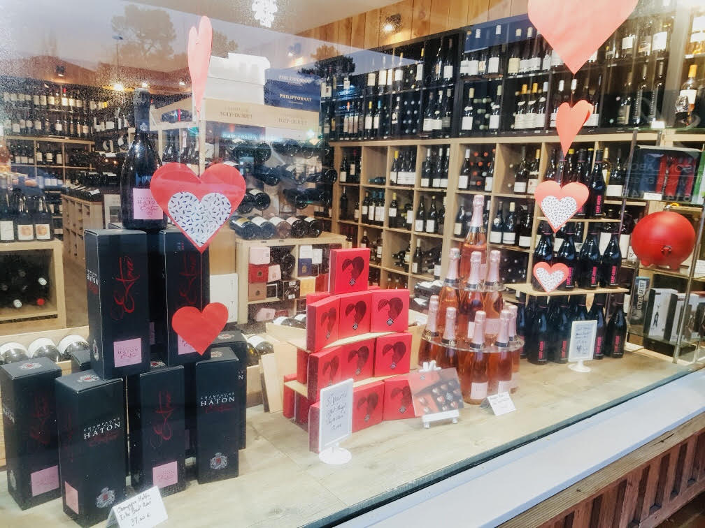 Image article Maison Laborde Saint Valentin