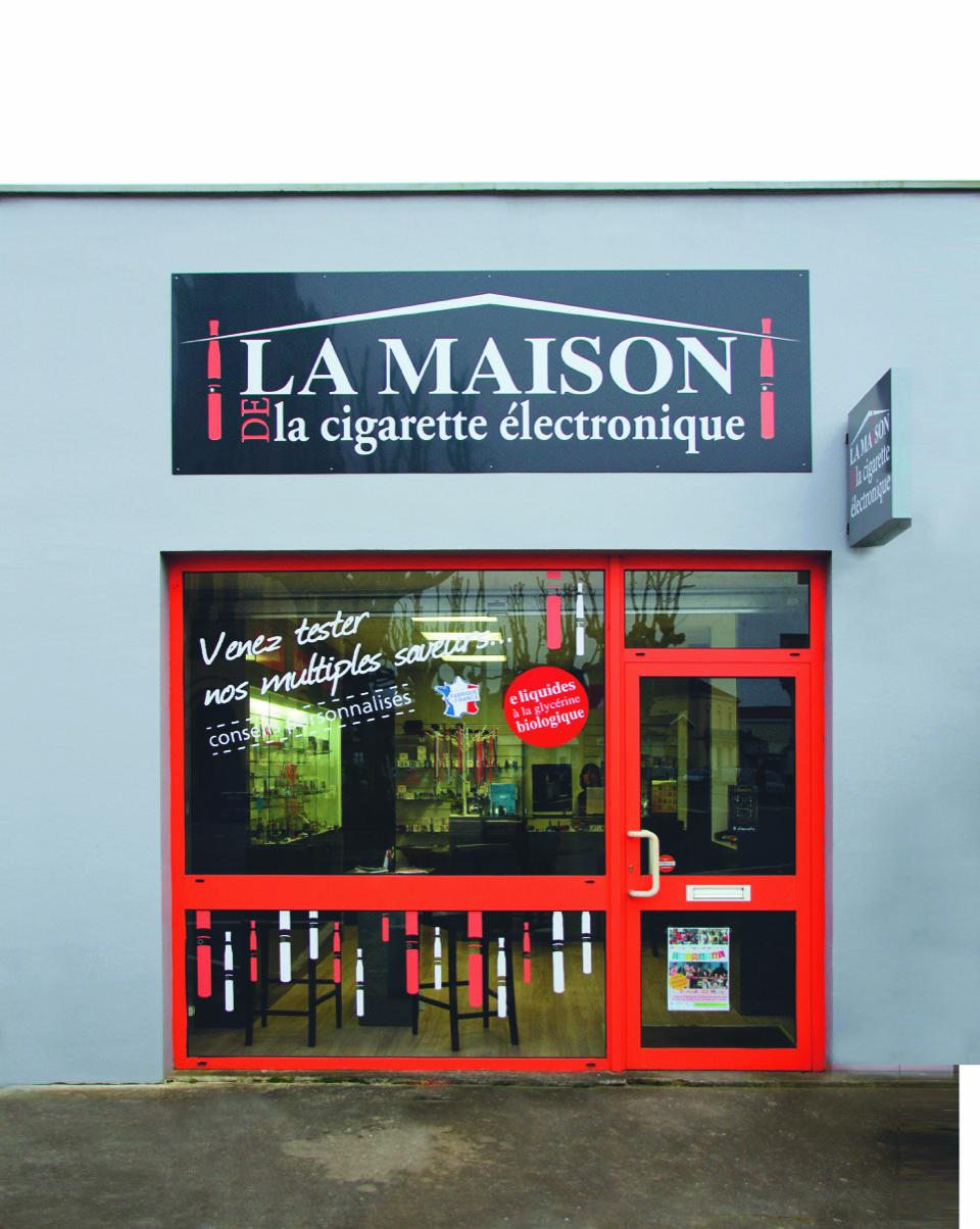 La maison de la cigarette electronique - Salon de la cigarette electronique ...
