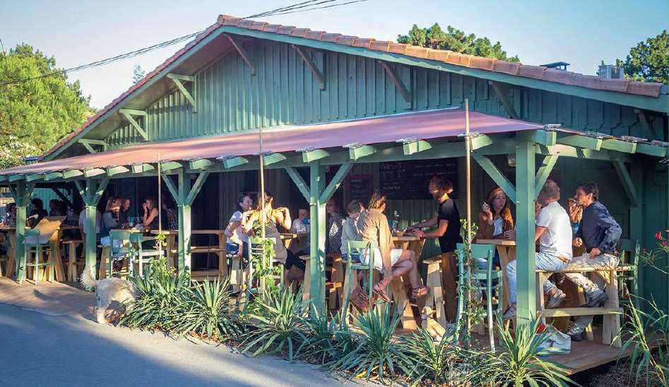 Le 44 le cap ferret - Cap ferret office de tourisme ...